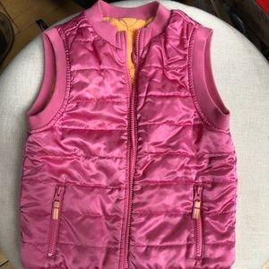 Vintage Gymboree Reversible Vest